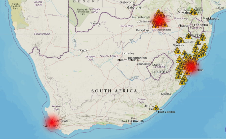 Hypergame Theory & Bioweapon Deployment in South Africa? 11