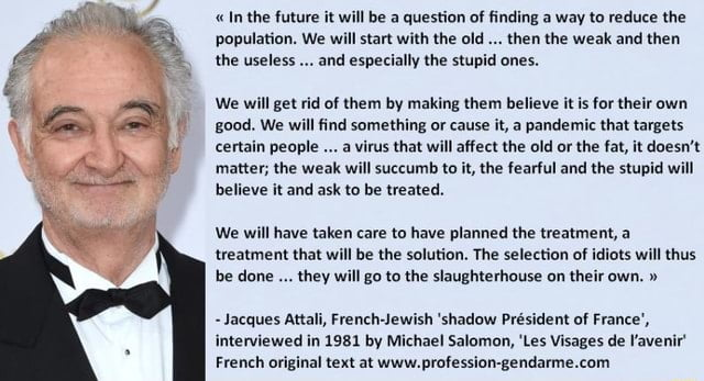 Jacques Attali - Changing the Code 4